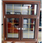 Aluminum Clad Solid Pine Wood Tilt & Turn Window C from China (mainland)