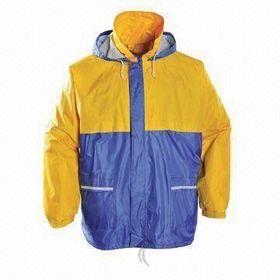 Men's Rainwear from China (mainland)