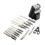 High Quality Stainless Steel Kitchen Knife Set from China (mainland)