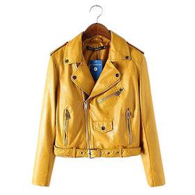 China Ladies' Leather Jacket