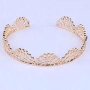 Shiny Rose Gold Crown Metal Alloy Bracelet from China (mainland)