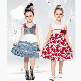 China Girls' Dresses
