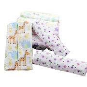 China Soft hemp muslin baby's blankets