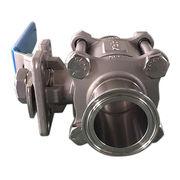 UPVC ball valve from China (mainland)