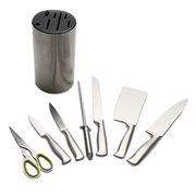 High Quality Stainless Steel Kitchen Knife Set Manufacturer