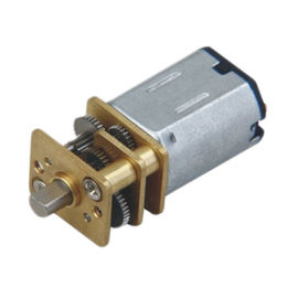 Small volume 6V 12GM-N20 DC gear motor from China (mainland)
