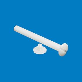 Plastic Fastening Book Binding Screw from Ganzhou Heying Universal Parts Co.,Ltd