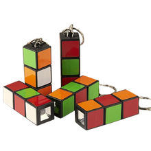 Magic Cube Keychain