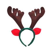 Christmas headband, decoration deer design head hoop from Zhejiang Zunyi Crafts Co., Ltd.
