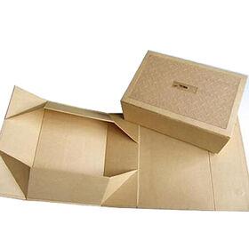 China Folding exquisite gift box