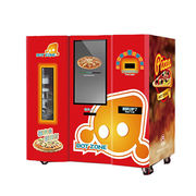 LED advertising screen pizza vending machine from China (mainland)