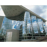 Frameless Glass Curtain Wall manufacturers, China Frameless