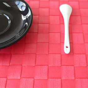 Wholesale PE non slip dining table mat from China (mainland)