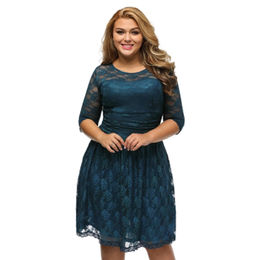 Plus Dress from China (mainland)
