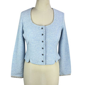 Women's round-neck coat from China (mainland)