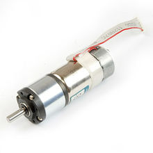 DC planetary gear brush motor from Taiwan