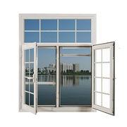 Double Glass Aluminium Casement Windows Qingdao Jiaye Doors and Windows Co. Ltd