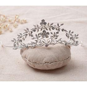 China Chic Wedding Crown