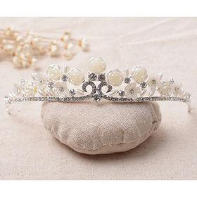 China Elegant Crystal Crown Shaped