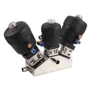 Diaphragm valves from China (mainland)
