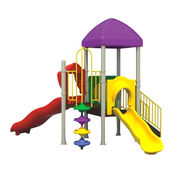 Outdoor Kid's Playground Equipment