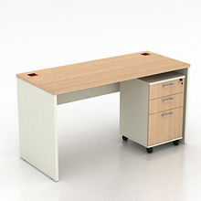 China Flexibility wooden staff office desk