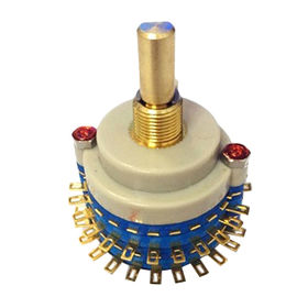 China 2-pole 24-position rotary switch