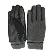 Quilted Goat Nappa Gloves from China (mainland)