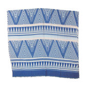 Vogue Geometric Pattern Printed Scarves, Made of 100% Viscose