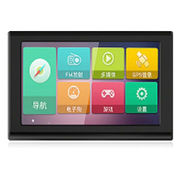 5-inch car GPS navigation from China (mainland)