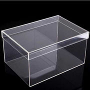 SRX1351 acrylic shoes storage box from Store Display Innovation Co.,Ltd.