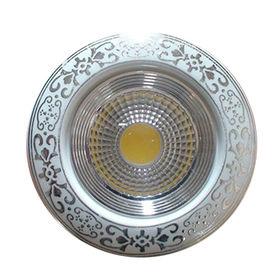 China 5/7/9/12W LED COB Down Light--Silver