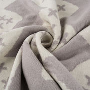 100% Cotton Knitted Baby Blanket from China (mainland)