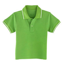 Cute Design Boy's Short-sleeved Polo Shirts