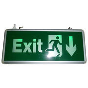 China AC/DC emergency exit signs light