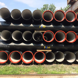 China C40/6m Ductile Iron Pipe