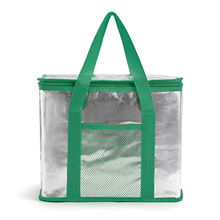 Aluminum foil lunch tote cooler bag from China (mainland)