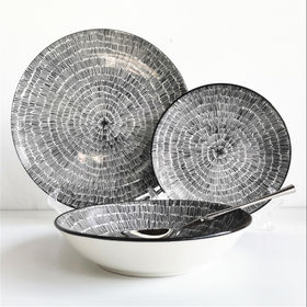 China Hot sale porcelain dinnerware sets