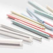 Heat Shrinkable Fiber Optic Heat Splice Protector, Larger Standard Sleeve Mini And Micro Sleeve