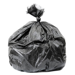 HDPE/IDPE material plastic trash bags from China (mainland)