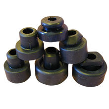 Molded Rubber Parts from China (mainland)