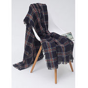 Style graceful woven scarf from Hangzhou Willing Textile Co. Ltd