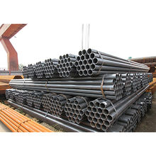 Mild Steel Black Steel Pipe from China (mainland)