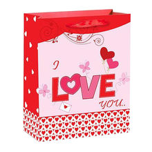 China Valentine's day gift bags