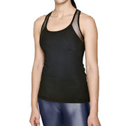 Fitness tank top from China (mainland)