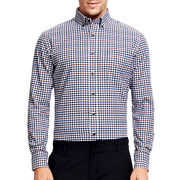 Business casual plaid shirt from China (mainland)