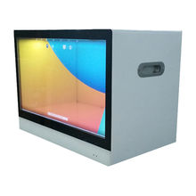 China Mirror transparent LCD display