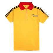 Dry fit embroidery polo shirt sport golf shirt from China (mainland)