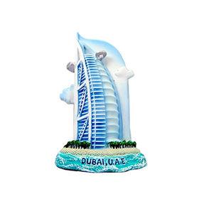 Customized Burj Al Arab Dubai Hotel Souvenir Fridg Quanzhou Leader Gifts Co. Ltd