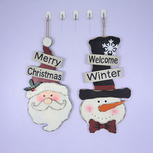 Wooden best Christmas decorations from China (mainland)